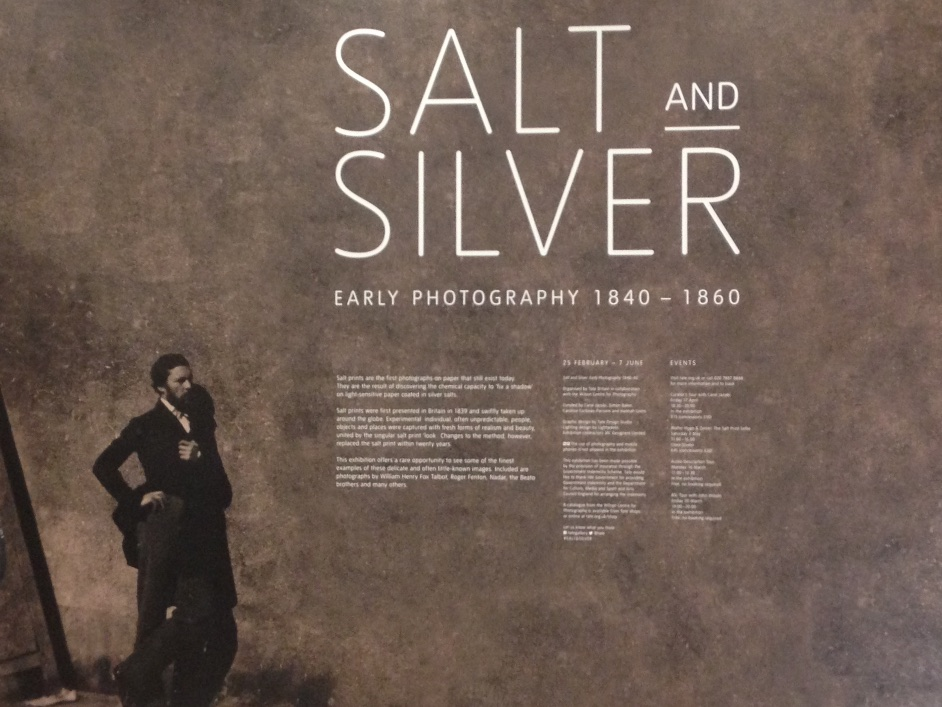 Salt and Silver exhibition at Tate Britain