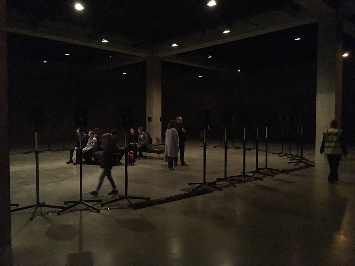 Forty Part Motet at Tate Modern