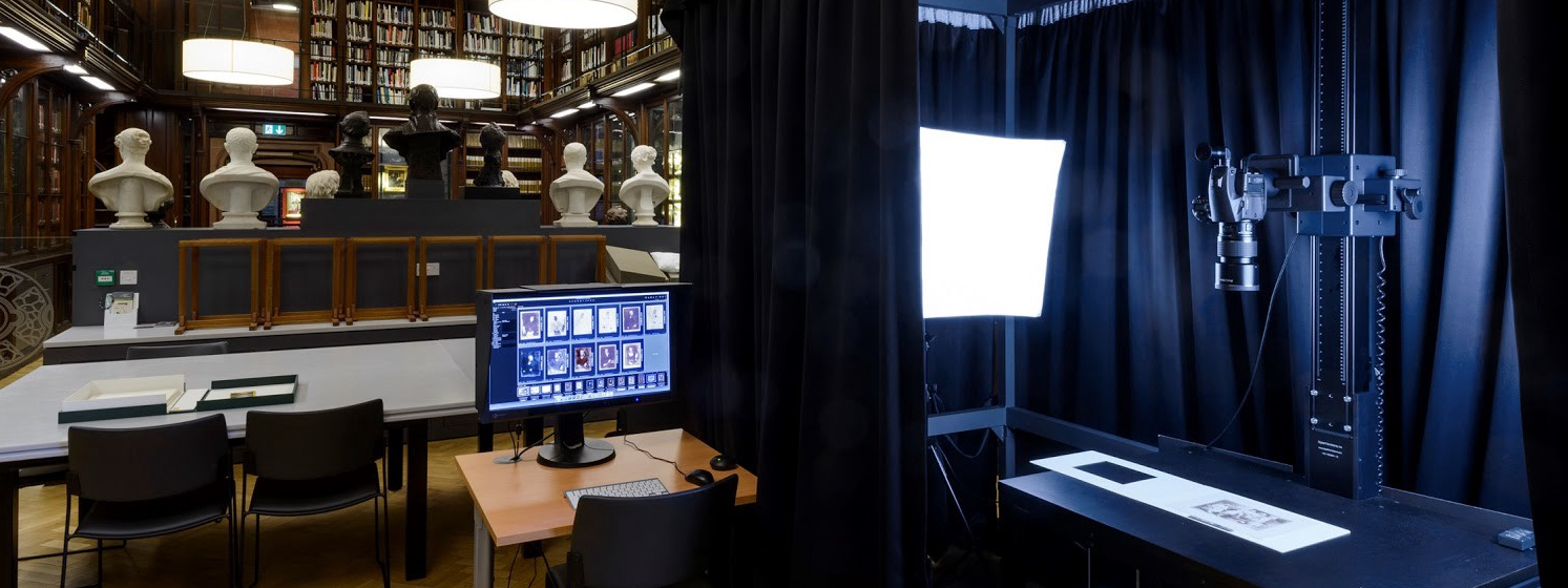 Digitisation at the National Galleries of Scotland